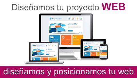 diseñamos tu web