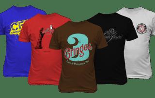Algunos consejos para diseñar e imprimir sus camisetas de empresa 61e347d775b78