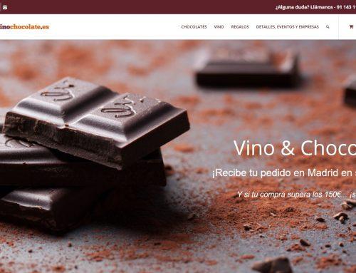 vinochocolate.es