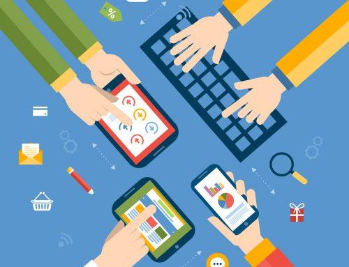 7 formas de disparar los resultados de las redes sociales con un potente marketing de impresión