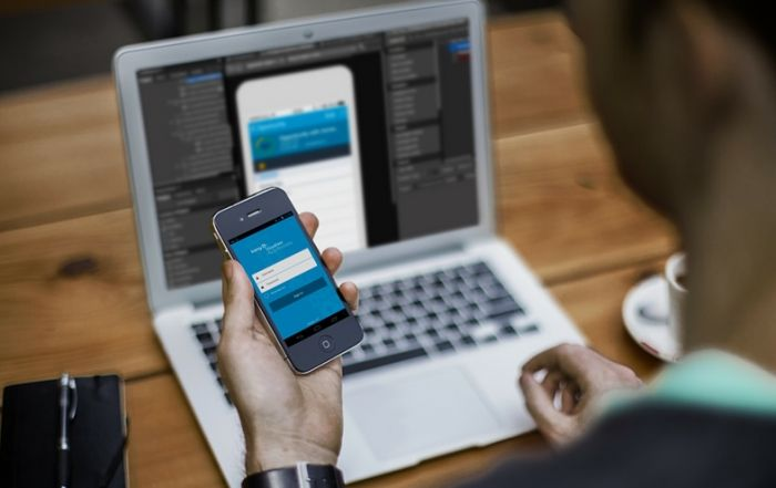 app movil o sitio web optimizado para moviles