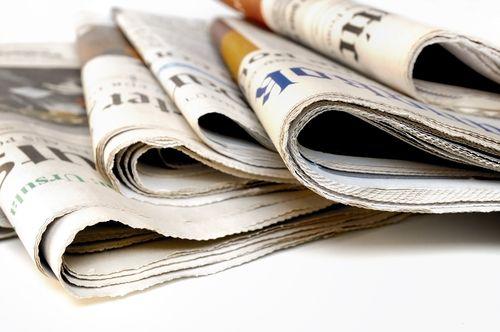 notas de prensa en periodicos