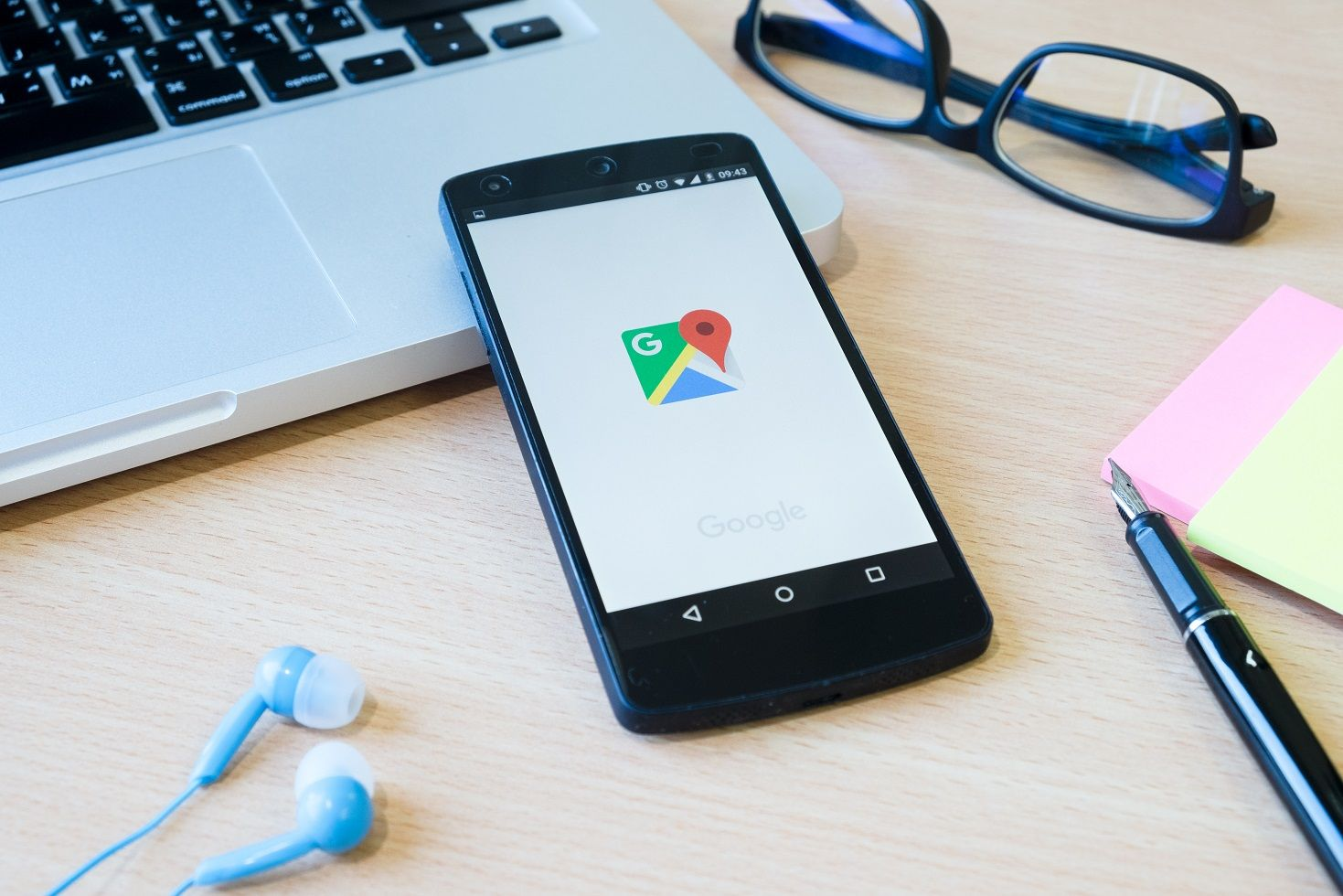 busqueda local Google